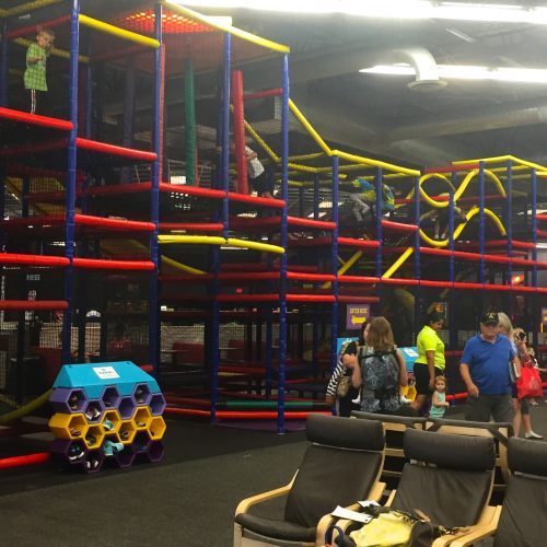 Indoor Play Places Near the Connecticut River Valley