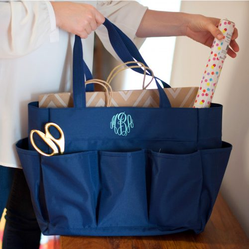 THE USE OF PERSONALIZED BAGS AS A CORPORATE GIFT