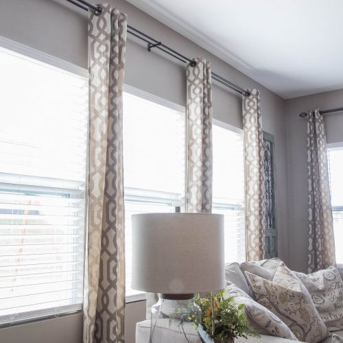 Easy Spring Cleaning Series: Cleaning Levolor Blinds