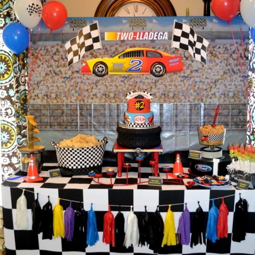 Planning a NASCAR Birthday Party